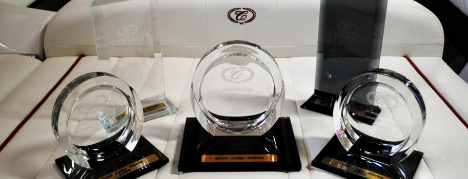 Our Cobalt Awards for Excellence in Customer Service